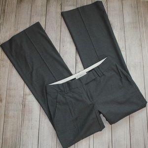 ANN TAYLOR LOFT Size 4 Gray Pants MARISA Fit